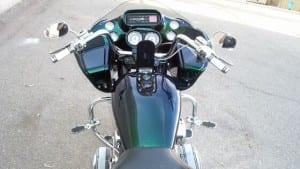 MRI Custom Bagger: Terry's 2005 Road Glide FLTR