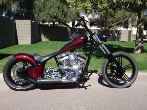 MRI Custom Bike: Custom Built by Matt Risley 2013