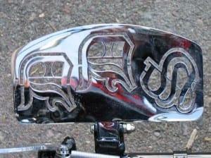 MRI Custom Bike: Jack's MRI Custom (Dirty Dogg Saloon)
