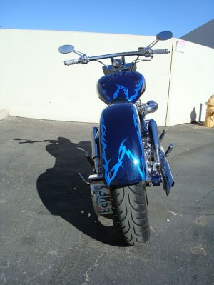 MRI Dyna: Brian's 2003 Low Rider FXDL
