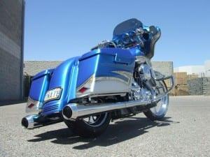 MRI Custom Bagger: Roger's 2005 Electra Glide Standard FLHT