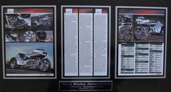 Trike-a-Licious - American Trike Summer 2011
